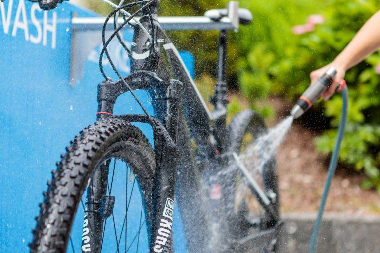 bikewash.at Bikewaschstation powered by Hörburger